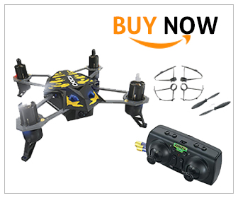 Dromida Kodo Unmanned Aerial Vehicle (UAV) Ready to Fly Drone Quadcopter with Camera