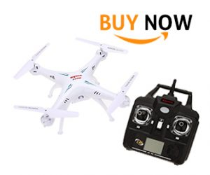 Syma X5SW 4 Channel Remote Controlled Quadcopter with HD Camera