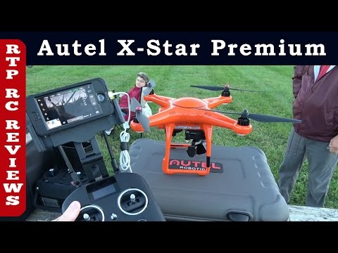 The Best Price Performance 4k Drone Autel X Star Premium Drone Review