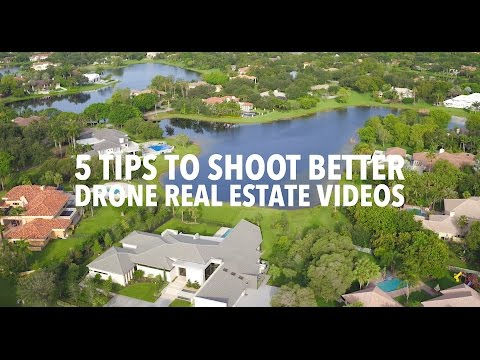 Drones 101: Photo and video tips